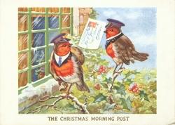Post robins
